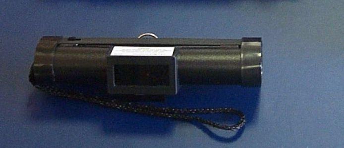 Tester koloru luminoforów / Fluorescent powder colour detector
