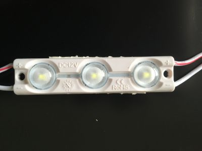 Moduły Led 2835 z soczewką 160° / LED module 2835 with lens 160°