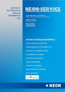 KATALOGI NEON-SERVICE / NEON-SERVICE Katalogs