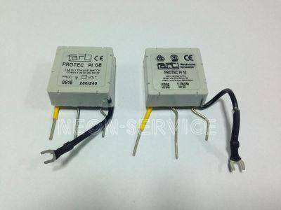 Zabezpieczenia do transformatorów / Protection for F/ ART transformers