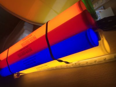 NS Rury LED na otoki / NS Contour LED Tubes