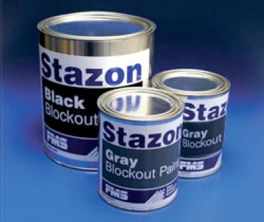 Farba STAZON BLOCKOUT do neonów / STAZON BLOCKOUT PAINT